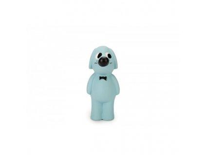 Latexový pes BEEZTEES Musty modrý