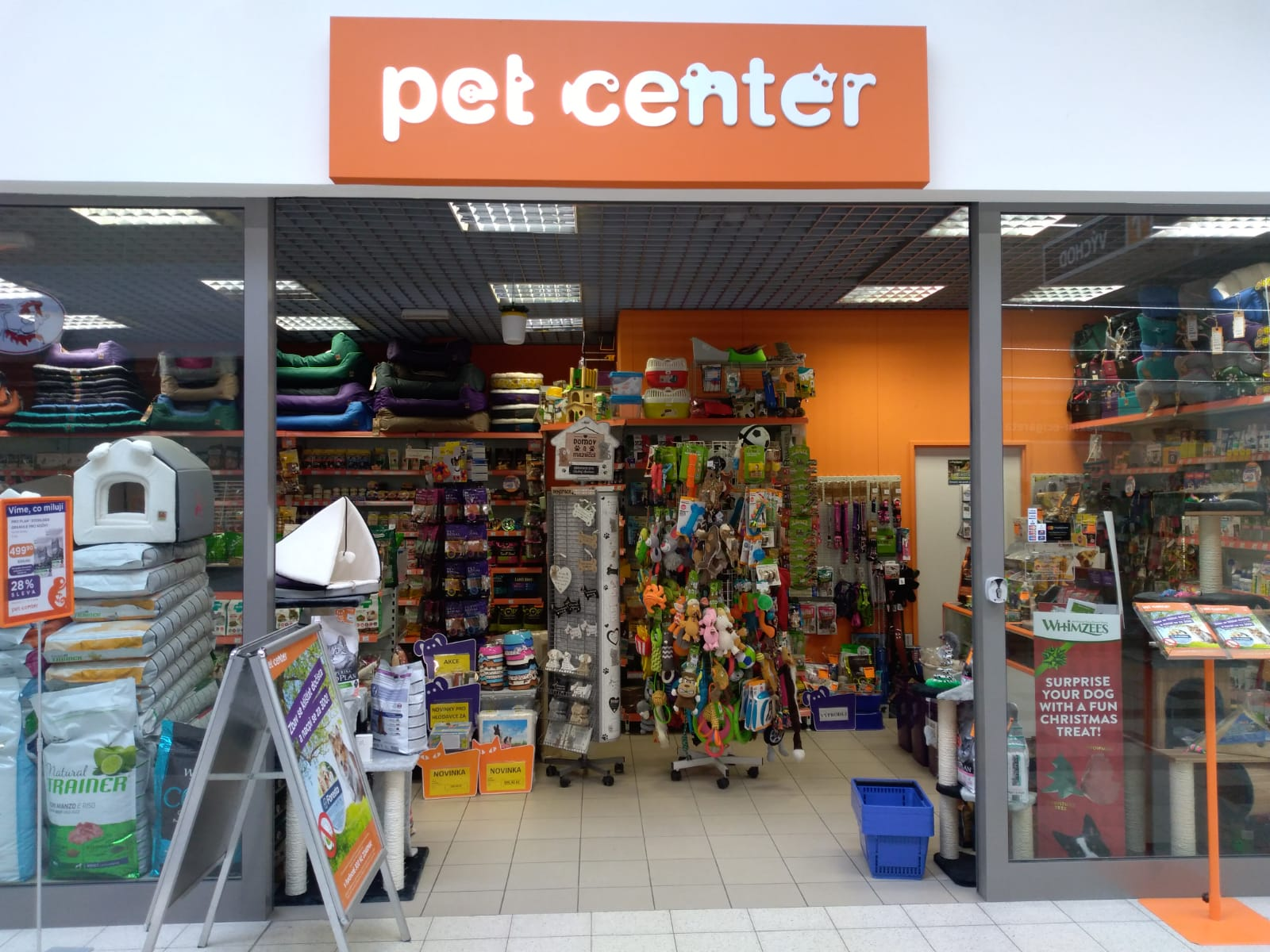 Pet Center Nový Jičín Tesco
