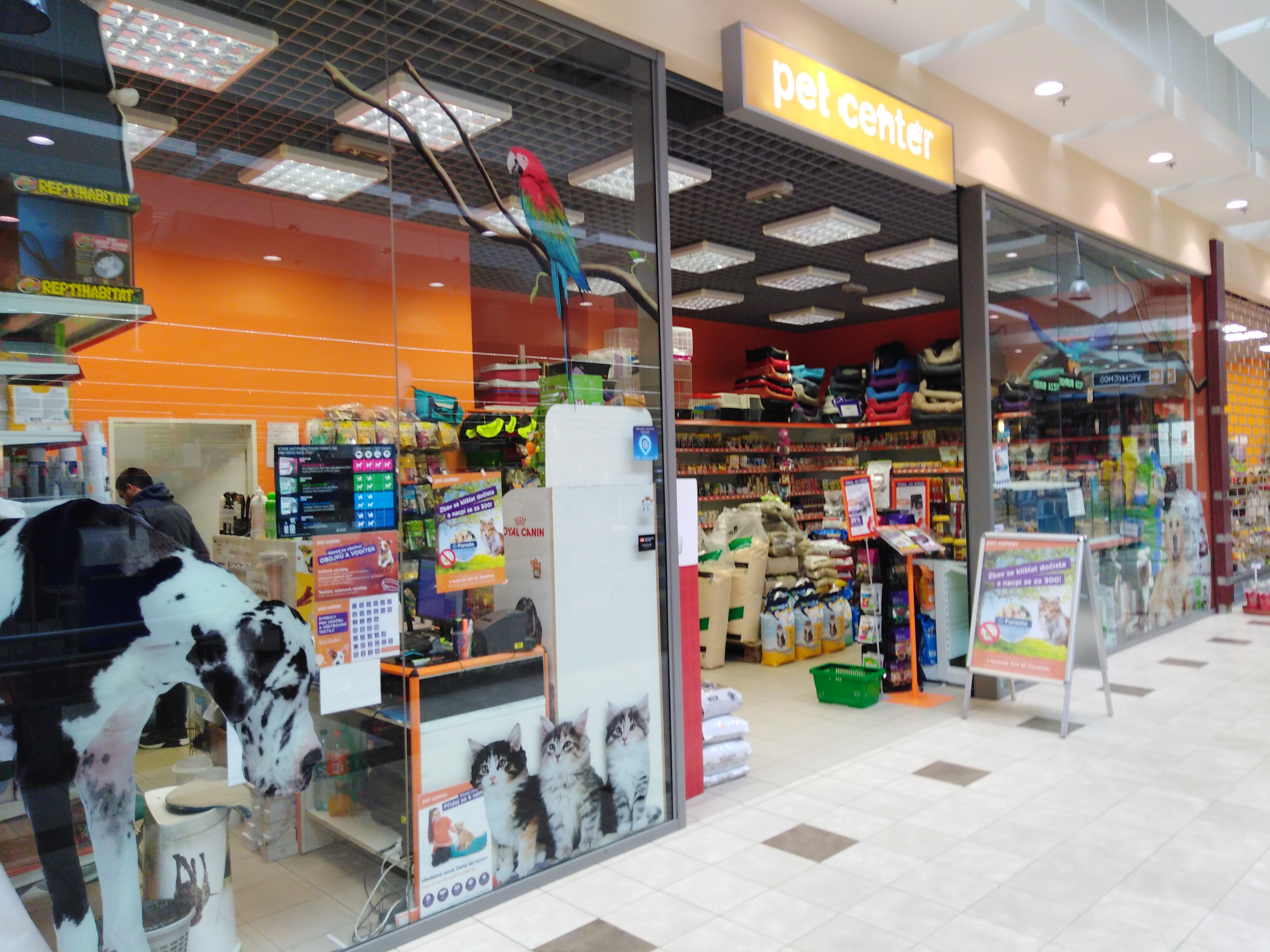 Pet Center Mladá Boleslav Tesco