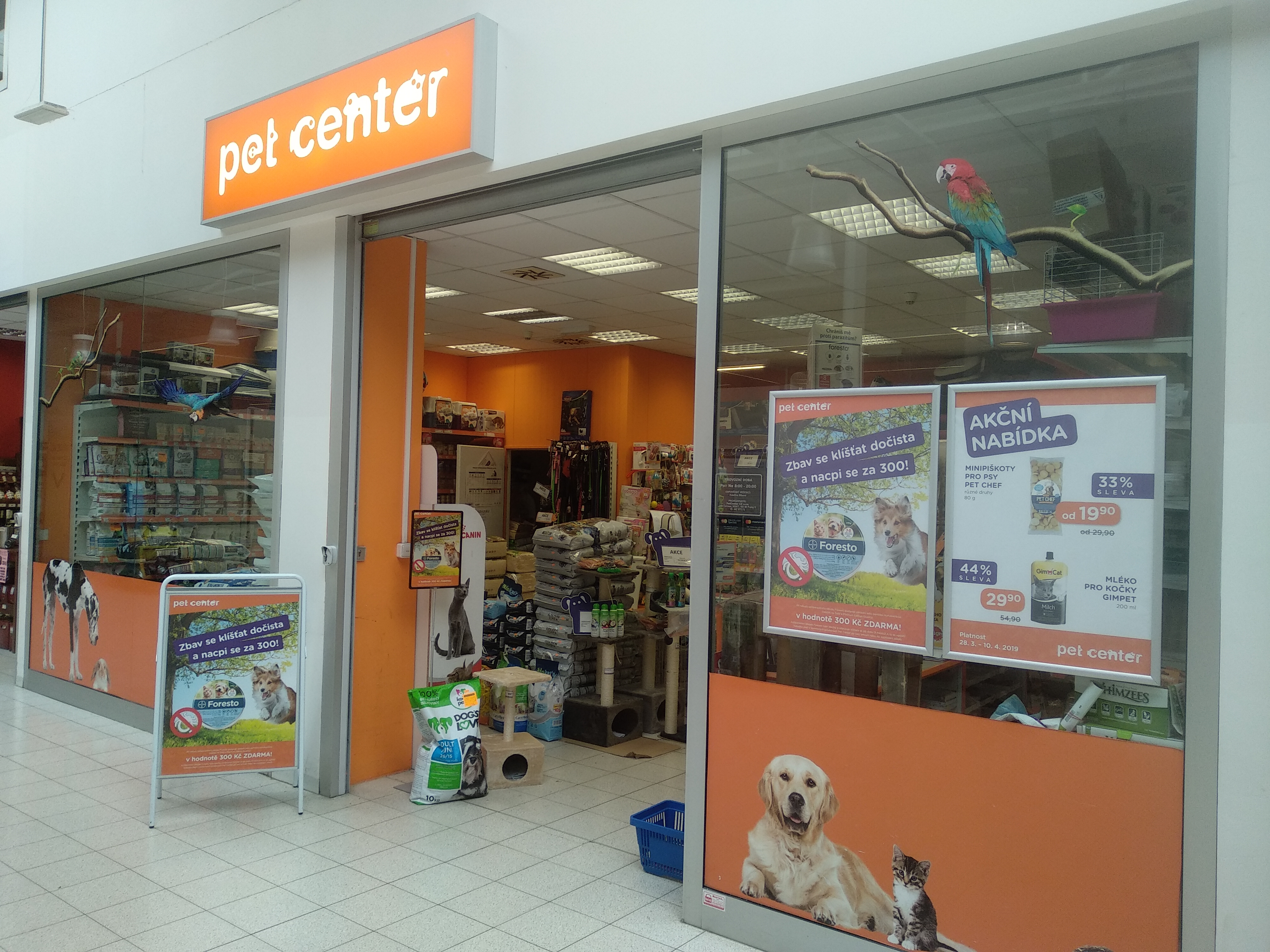 Pet Center Králův Dvůr Albert