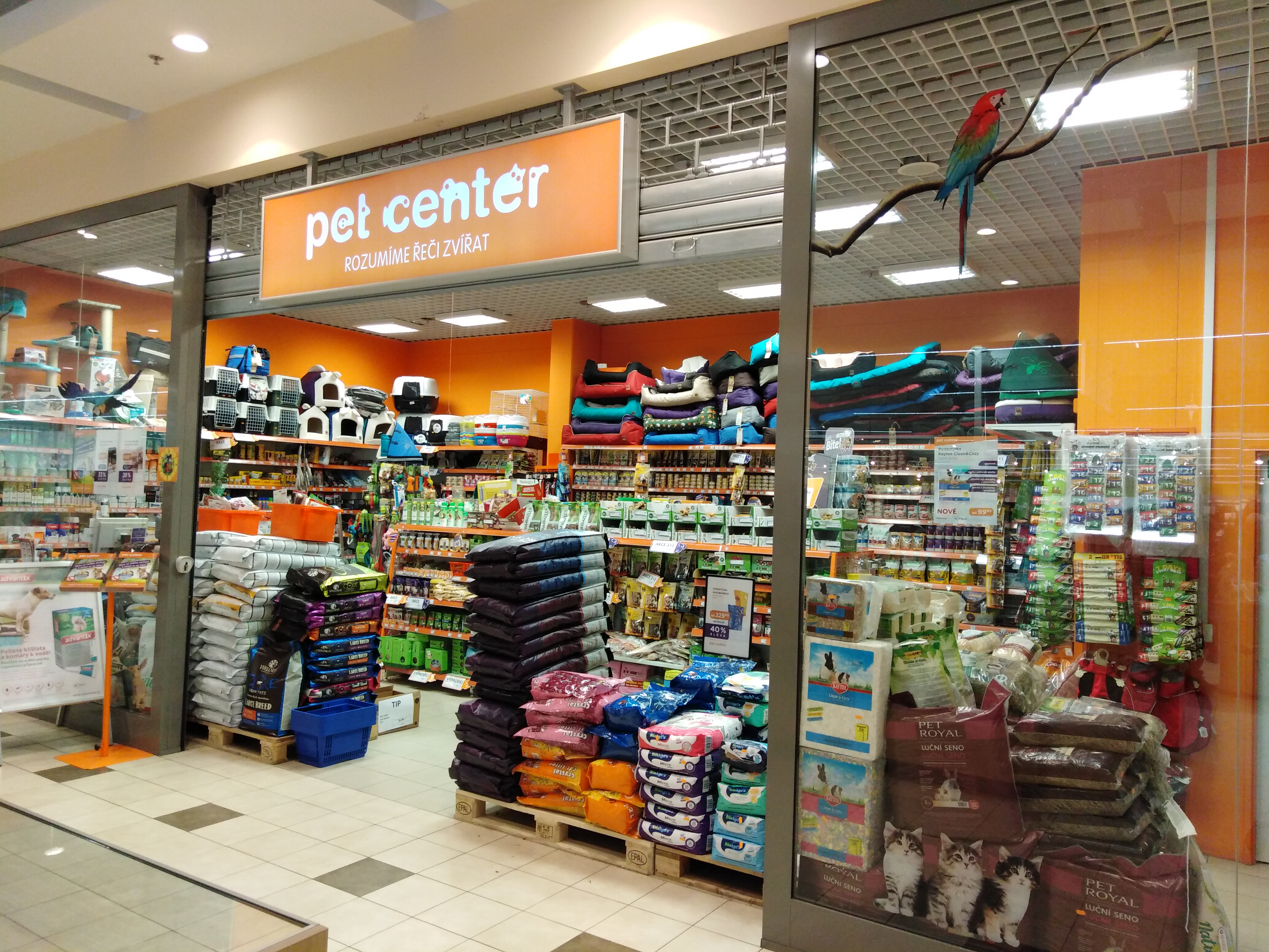 Pet Center Trutnov Tesco