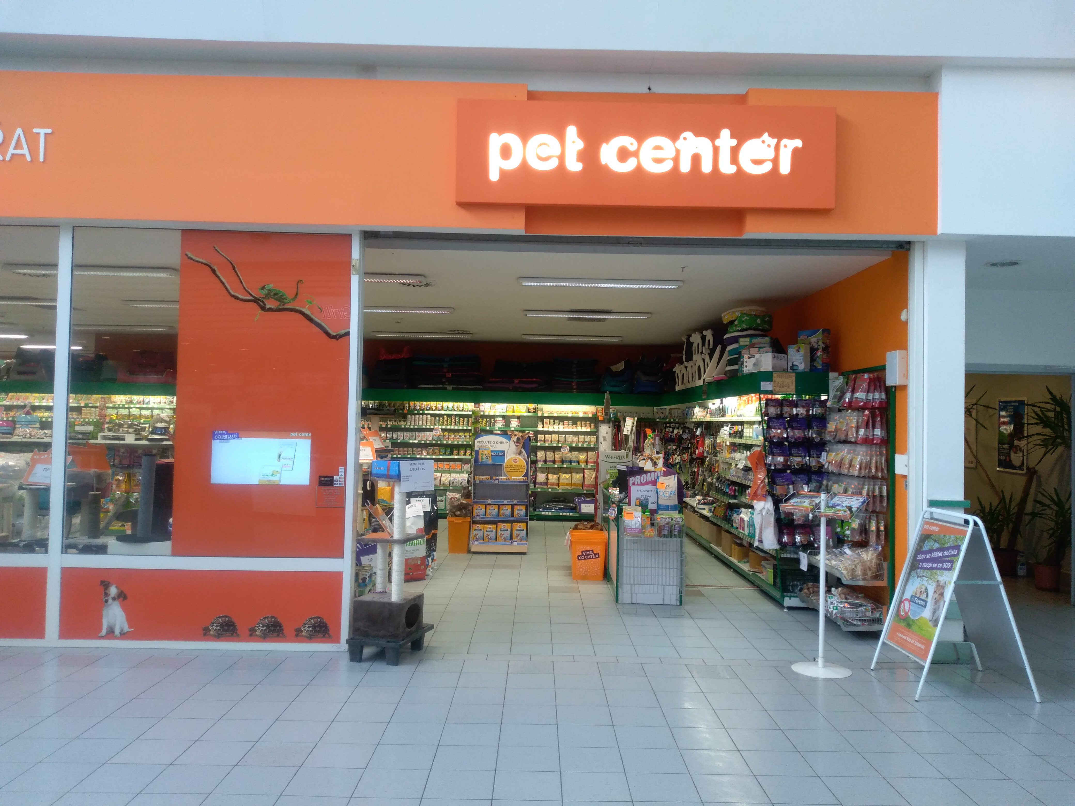 Pet Center Ostrava XL