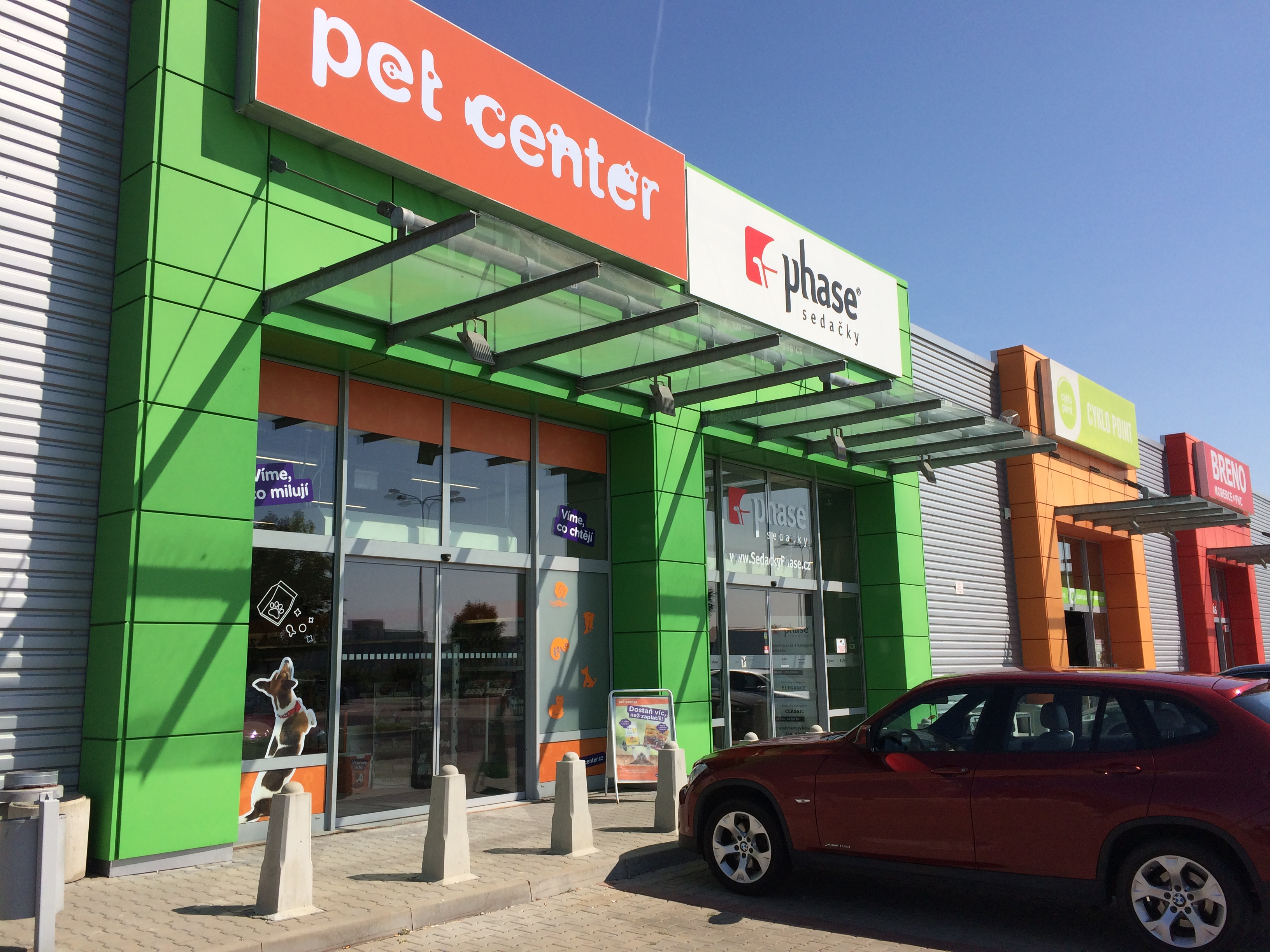 Pet Center Extra Most