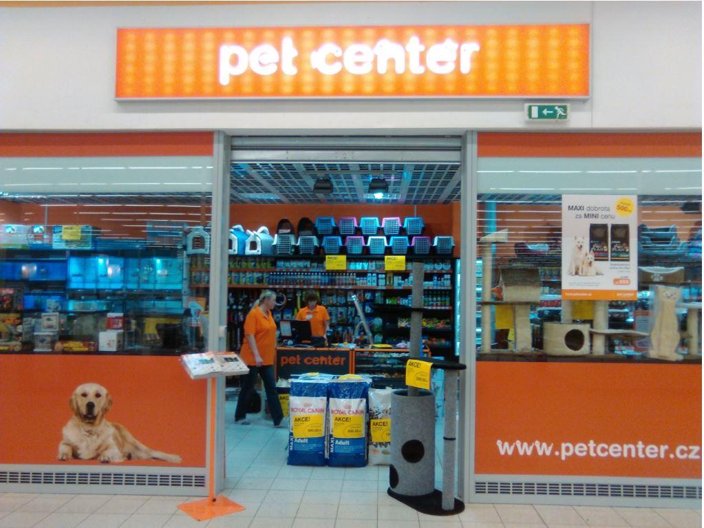 Pet Center Park Hostivař
