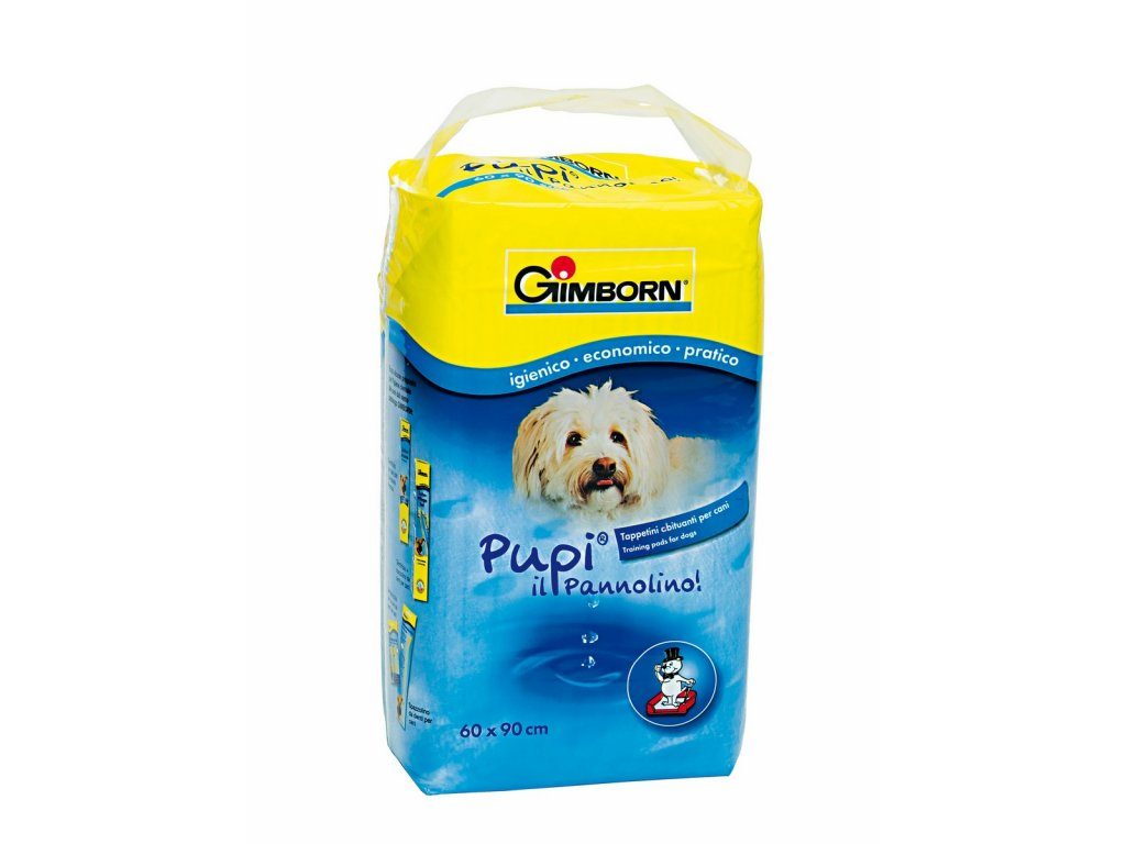 Gimborn IT Pupy Piu pleny pro zvířata 60x90cm 10ks