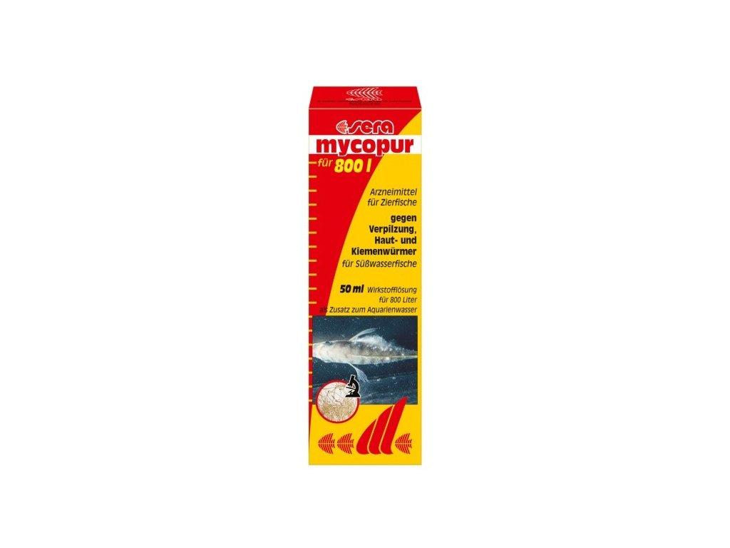 Sera léčivý prostředek proti plísňovým infekcím Mycopur 50ml