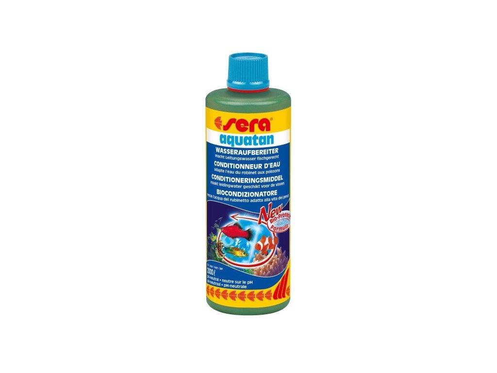 Sera stabilizátor vodovodní vody na akvarijní Aquatan 500ml