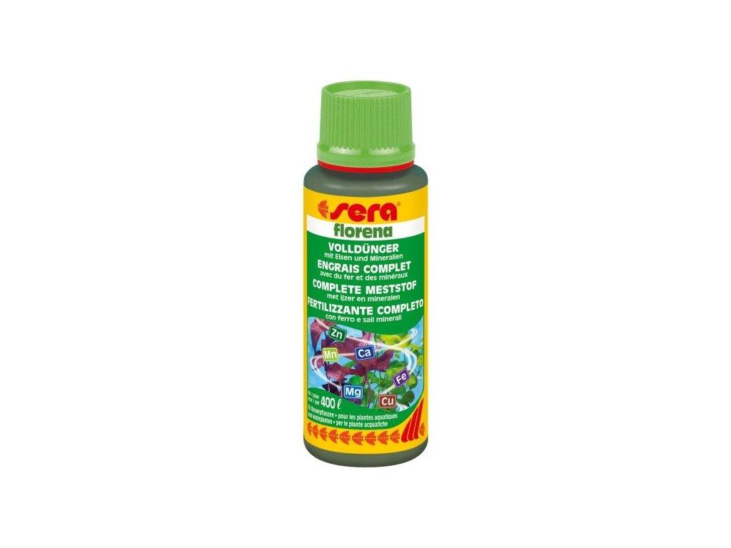 Sera hnojivo pro vodní rostliny Florena 100ml
