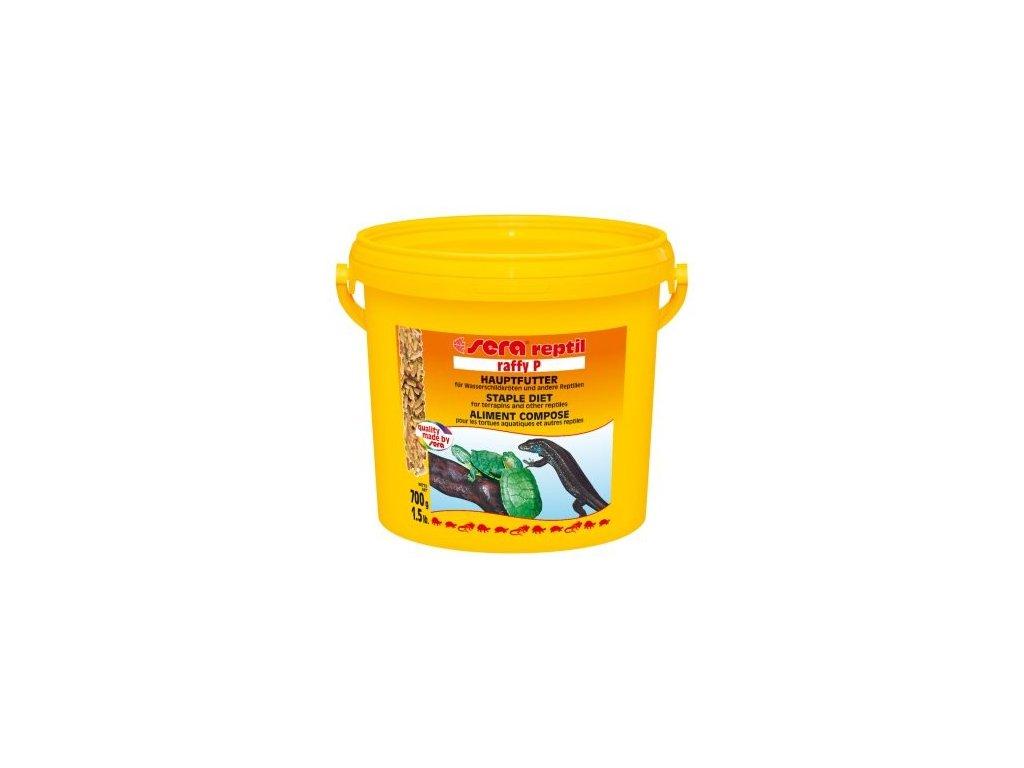 Sera krmivo pro vodní želvy Raffy P 3000ml