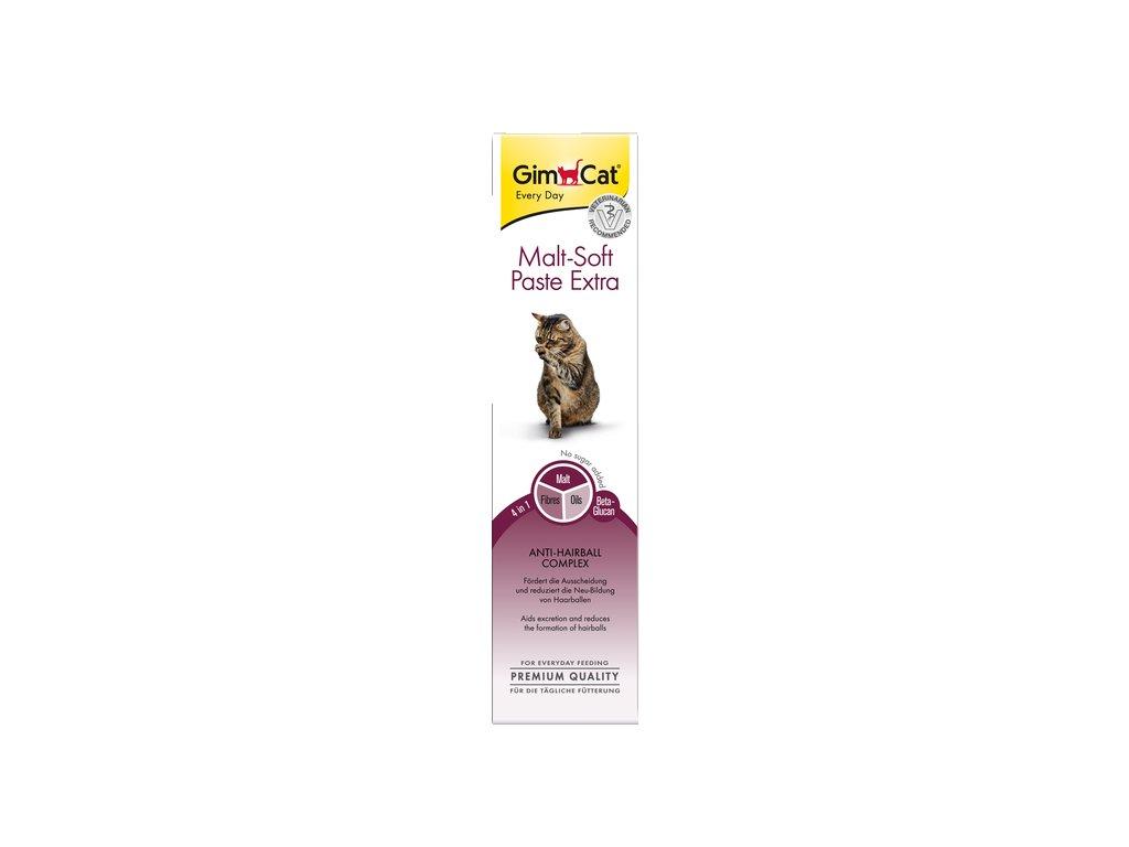 Gimcat Malt-Soft Extra pasta pro kočky 100 g