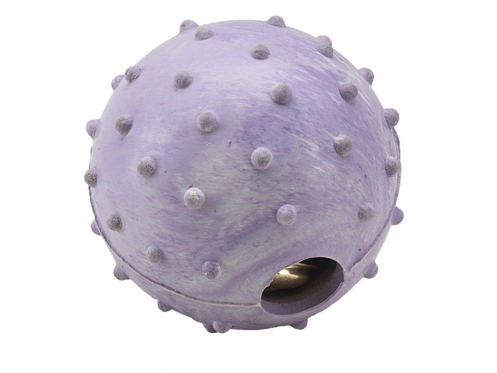 Gimborn míč barevný na pamlsky - hračka pro psy 6,5cm