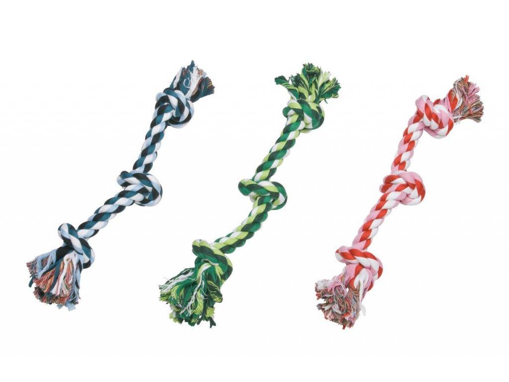 Gimborn činka 3 uzle - hračka pro psy 2,5x42cm