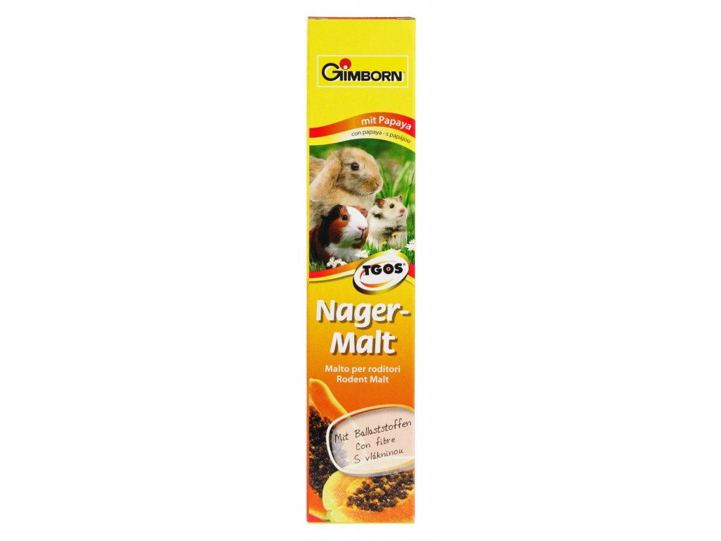Gimborn Nager-Malt pasta s vitaminy pro hlodavce 50 g