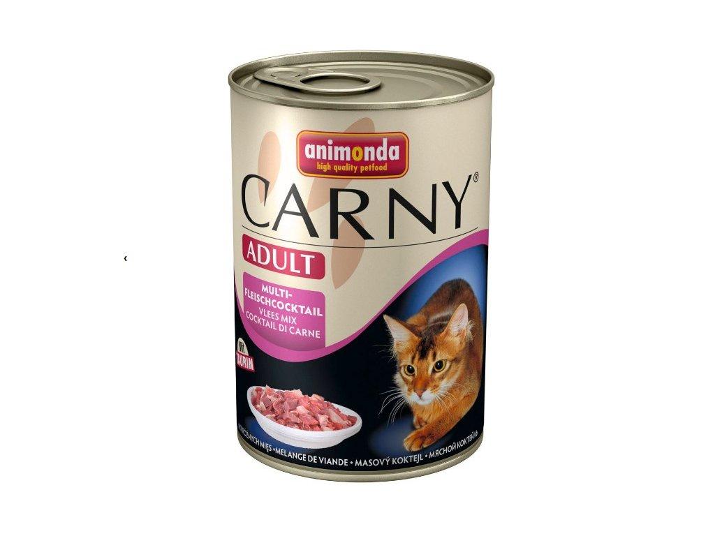Animonda Carny konzerva pro kočky masový koktejl 200g