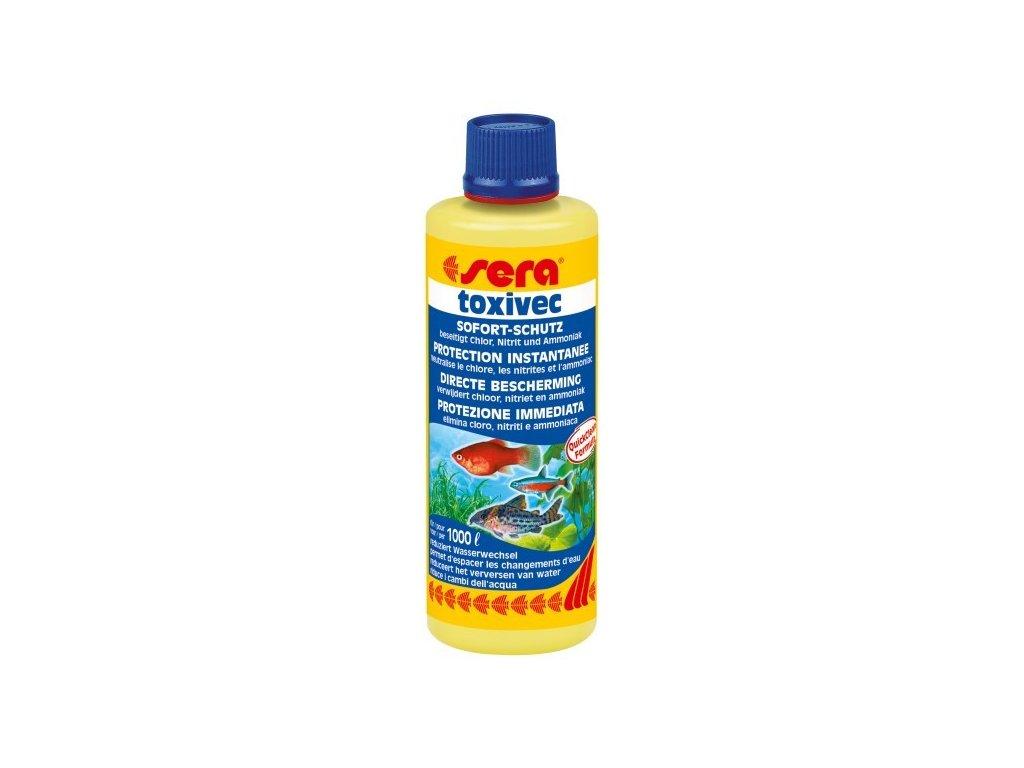 Sera antitoxikum pro akvarijní vodu Toxivec 250ml