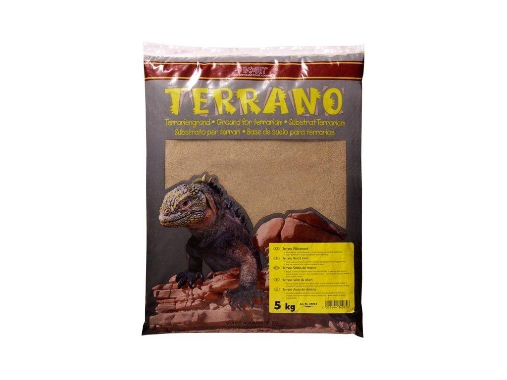Hobby Terrano písek pouštní přírodní 5kg