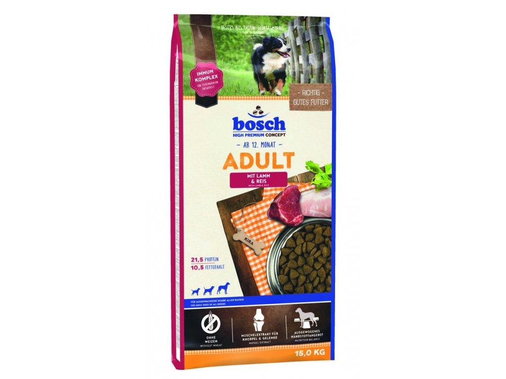 BOSCH HPC Adult Lamb&Rice 15kg