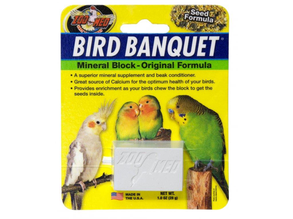 Bird Banquet minerální semínka S