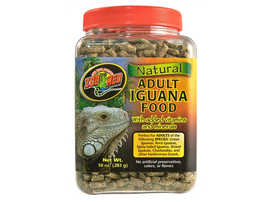 Zoo med dripper krmivo Natural pro leguany Adult 283g