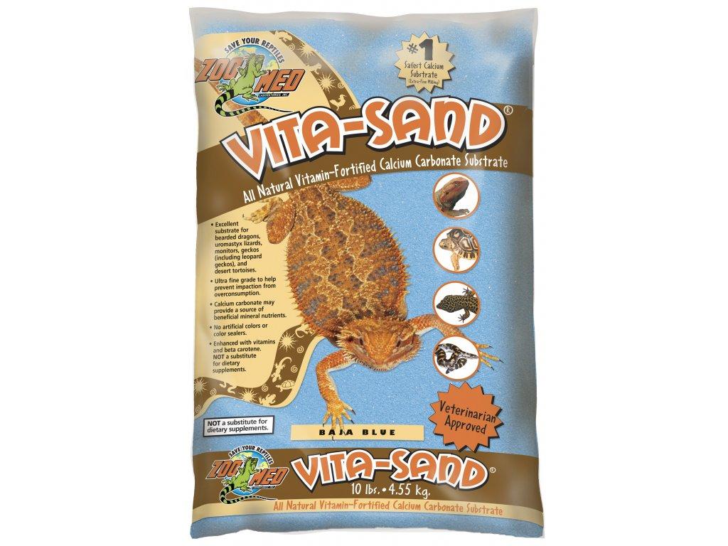 Vita-Sand® Terarijní písek - modráý
