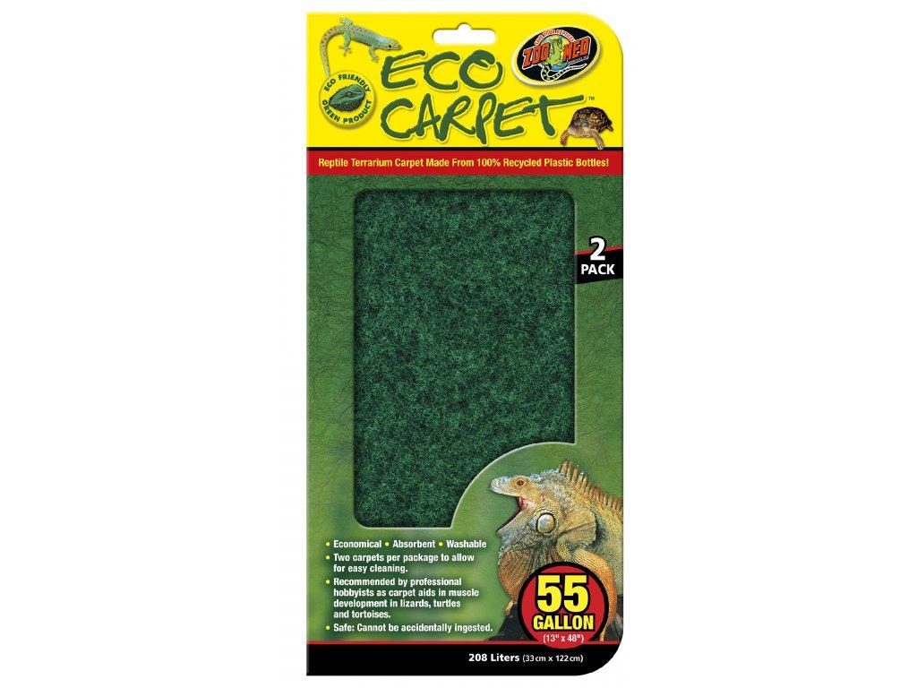 Eco Carpet - Absorpční podestýlka 33x122cm