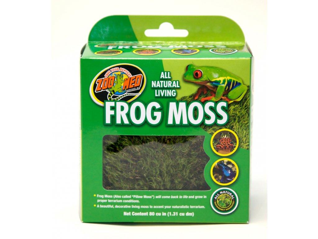 Přírodní terarijní mech Natural Frog Moss