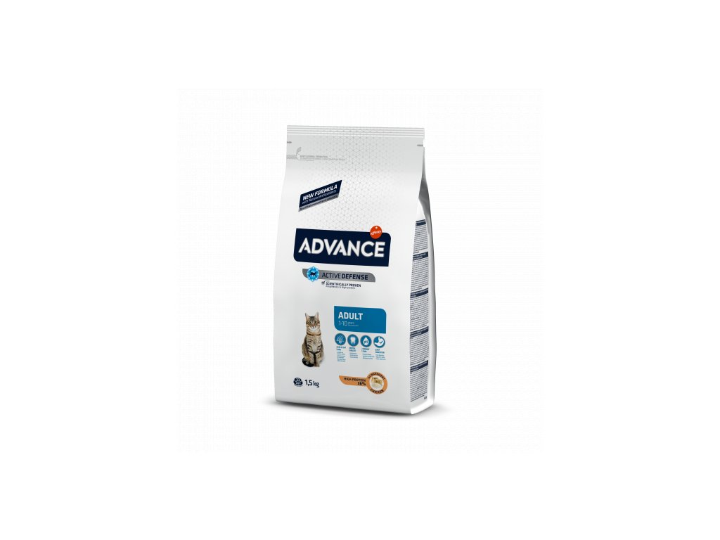 ADVANCE CAT Adult kuře a rýže 15kg