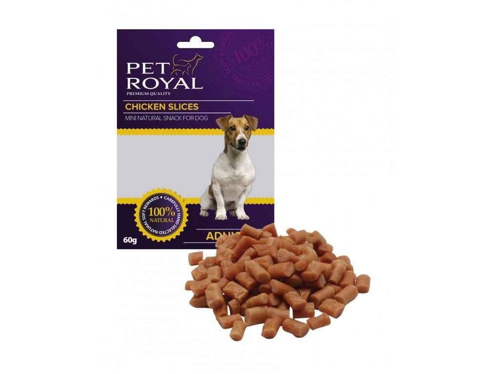 Pet Royal Dog Mini sticks kuřecí 60g