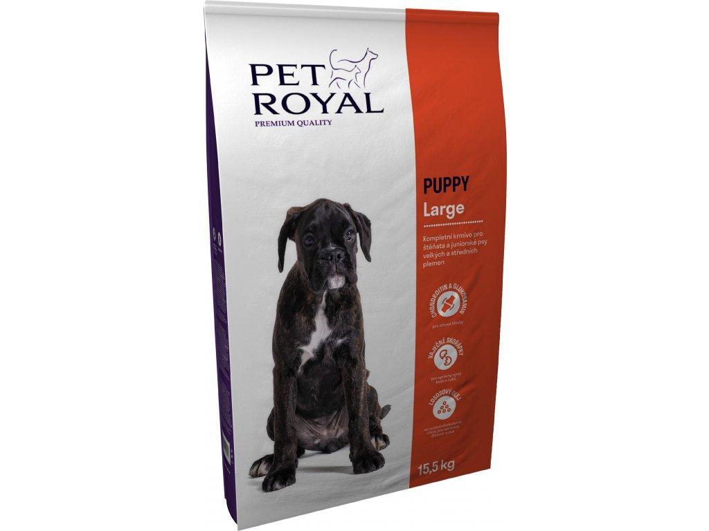 Pet Royal Puppy Large 15,5kg