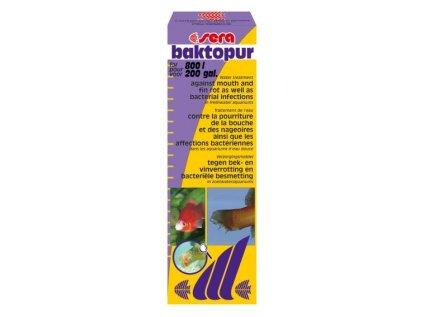 Sera přípravek pro podporu zotavení po léčbě Baktopur 50ml