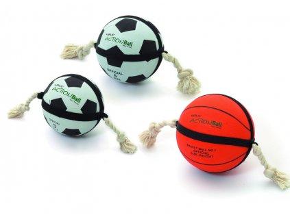 Karlie přetahovací fotbalový míč