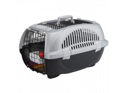 Ferplast přepravka pro kočky a malé psy ATLAS DELUXE 10 OPEN