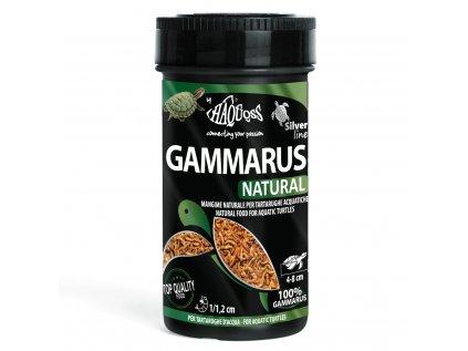 Haquoss Gammarus krmivo pro želvy 250ml