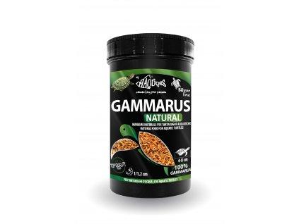 Haquoss Gammarus krmivo pro želvy 1000ml