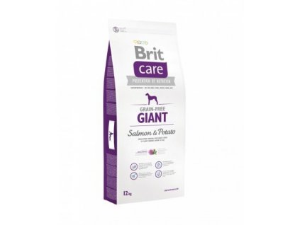 Brit Care Grain Free Giant Salmon & Potato 12kg