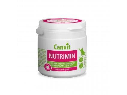 Canvit Nutrimin pro kočky 150g