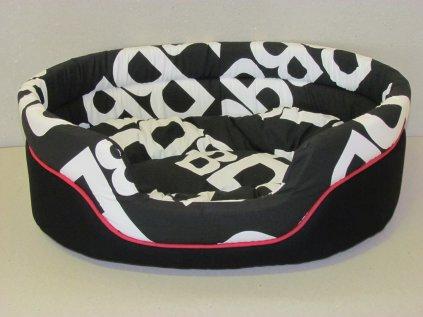 Pelech CDOG 16 černý + červený kedr 47 cm
