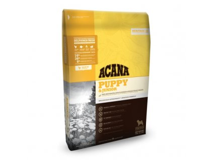 Acana HERITAGE Class. Puppy and Junior 17kg