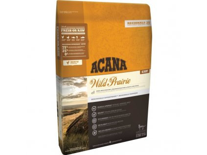 Acana REGIONALS Wild Prairie Cat 1,8kg
