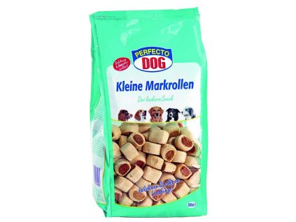 Perfecto Dog sušenky malé Markrollen 400g