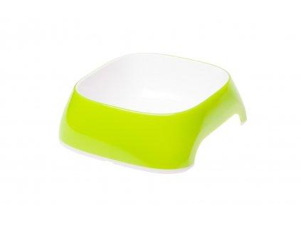 Ferplast GLAM malá sytě zelená miska