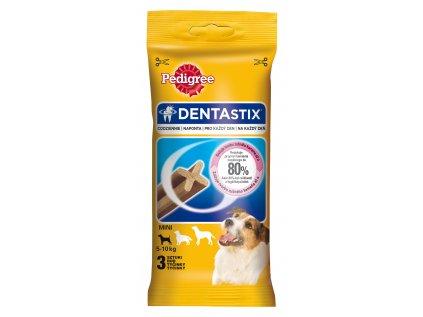 PEDIGREE pochoutky DENTA Stix SMALL 3pack 45g