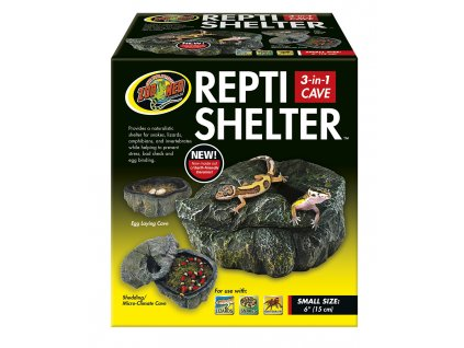 ZMD skrys Repti Shelter 3v1 Cave S