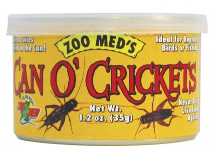 ZMD Can O' Crickets  - cvrcci 35g
