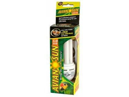 AvianSun™ 5.0 UVB fluorescenční zářivka