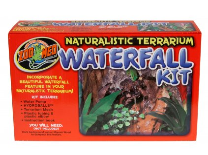 Naturalistic Terrarium Vodopád sada