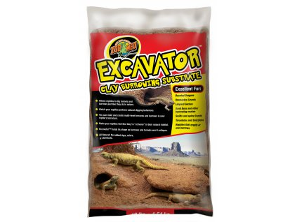 Excavator™ Jílový substrát