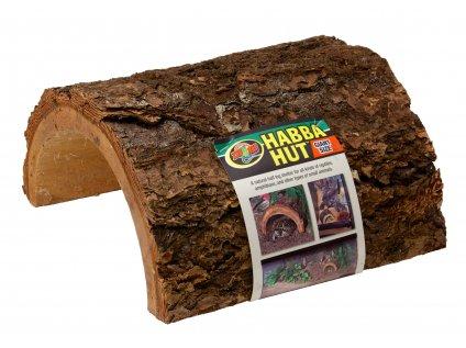 Přírodní dřevěná skrýš G