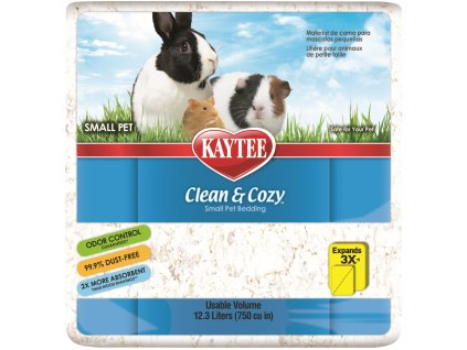 Podestýlka Kaytee CLEAN&COZY 12.3 l