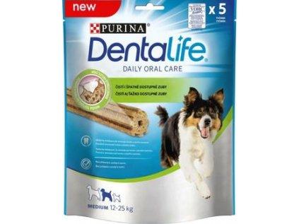 Purina DentaLife – MEDIUM 115 g